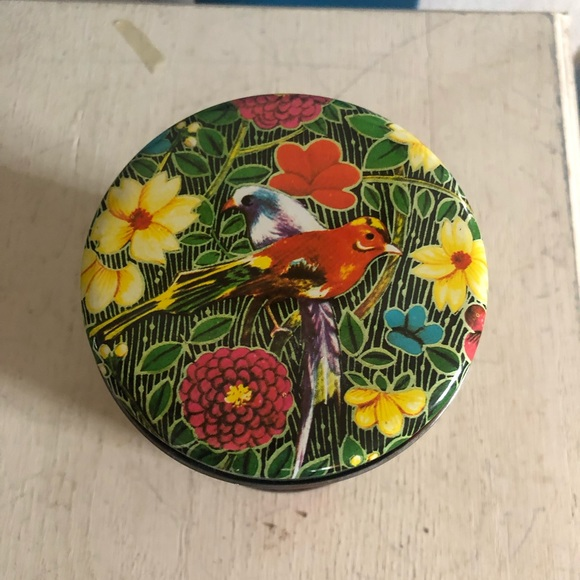 Vintage Tin Canister